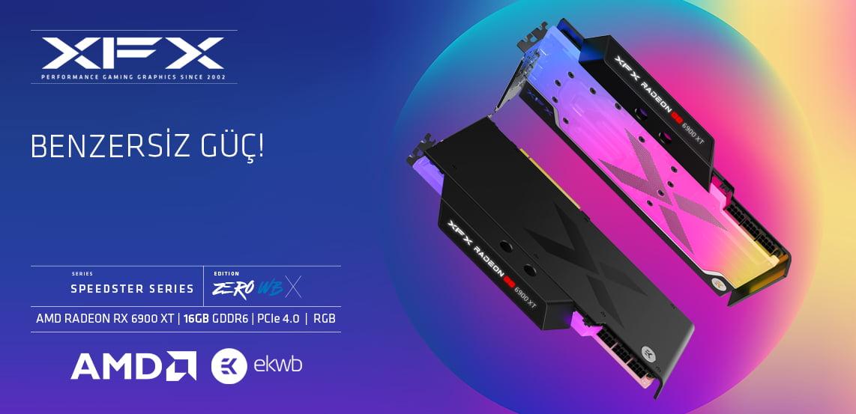 XFX 6900 XT Zero WB X Ekran Kartı